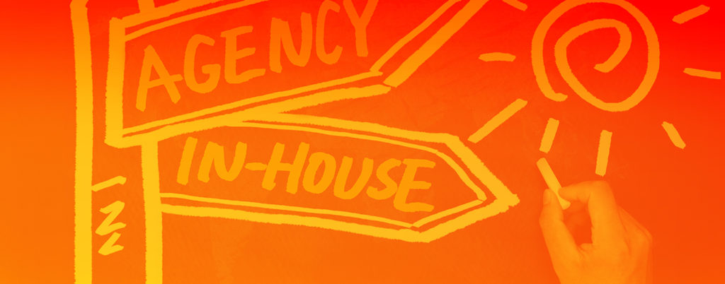 Agency or In House Graphic