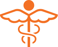 Medical Icon Orange
