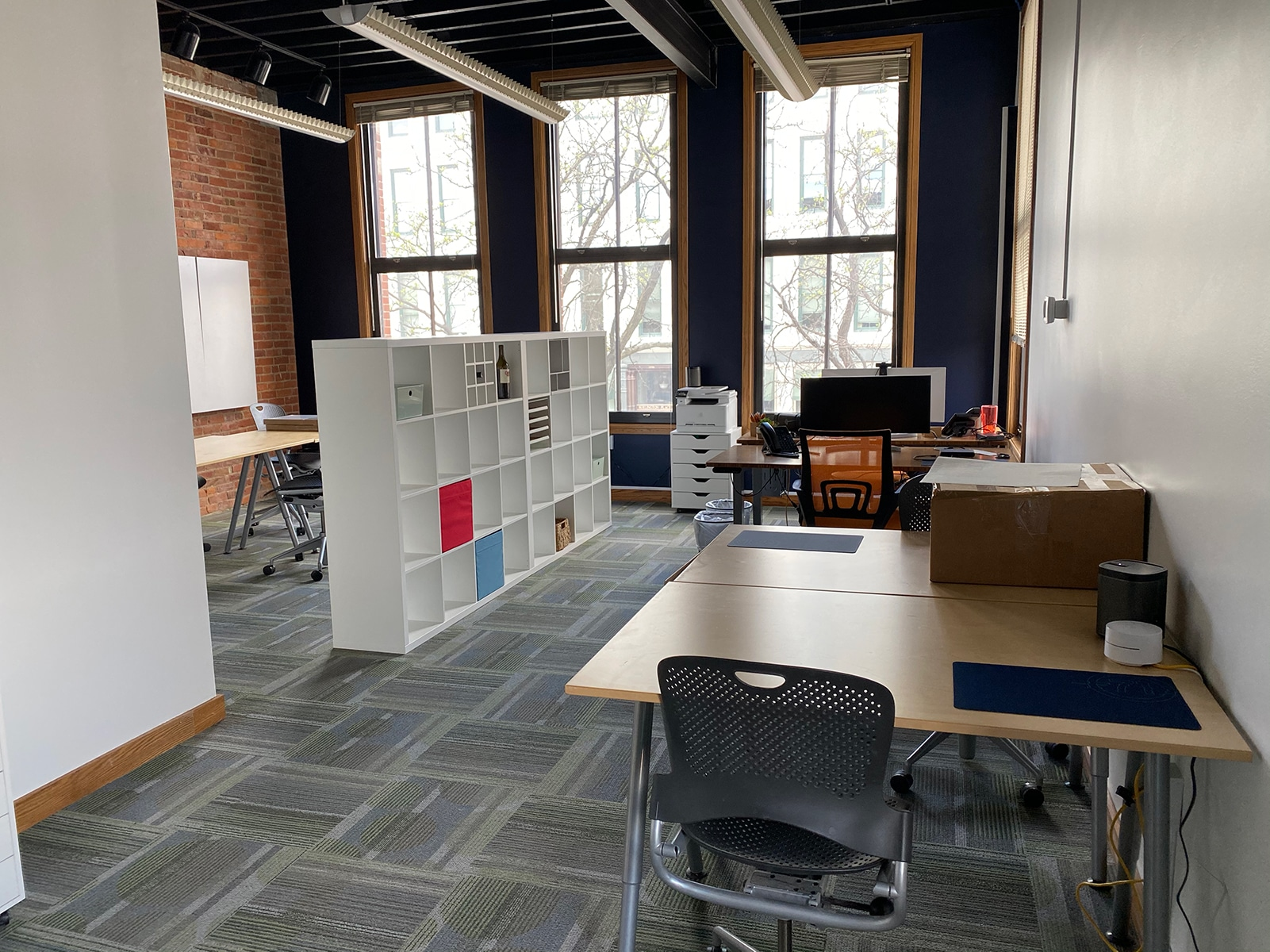 Omaha Office Empty 2020
